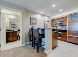 Combo at MGM Signature, serviced apartment in Las Vegas