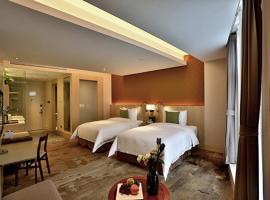 Shanghai Shundi Sanheyuan Hotel