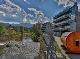 Szklane Domy, hotel in Zakopane