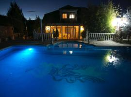 Villa Deluxe con piscina privada