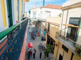 """Deluxe Stay in """"Plaza Vieja"""", Old Havana"""
