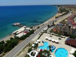 Exotic Hotel & SPA, отель в городе Boghaz