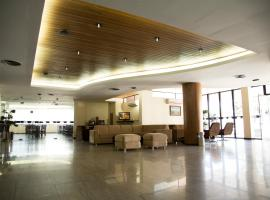 Monza Palace Hotel, budget hotel in Natal
