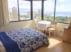 Stunning Ocean View 37th Floor Corner Unit
