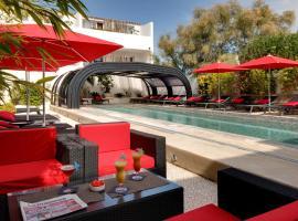 Vila De La Mar & Spa, spa hotel in Saintes-Maries-de-la-Mer