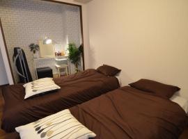 Living CUBE PHOENIX Beppu - Yoyoi Building / Vacation STAY 4570