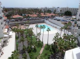 Apartment With Wonderfoul Seaview In Playa Del Ingles