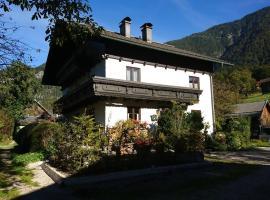 Sportpension Schober, hotel in Obertraun