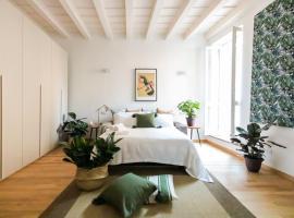 Quattro Stanze @ Quattro Vie, apartment in Crema