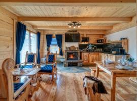 Domki Ze Hej z Sauną Lub Kominkiem, hotel near Pardalowka Ski Lift, Zakopane