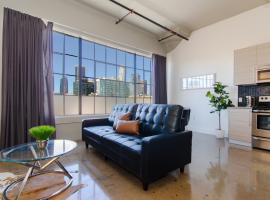 Urban Living Loft in DTLA