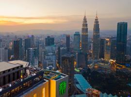 Banyan Tree Kuala Lumpur, hotel em Kuala Lumpur