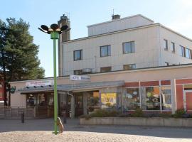 Hotell Bergsmannen Sodon