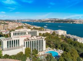 Swissotel The Bosphorus Istanbul, hotel in Istanbul