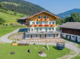 Apartments Unterfischergut, Ferienwohnung in Flachau