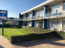 Nieuwstraat 1-7, pet-friendly hotel in Zoutelande