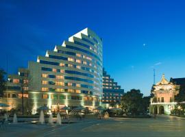 西安索菲特人民大廈,西安的飯店
