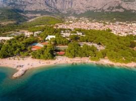 Rivijera Sunny Resort by Valamar, hotel in Makarska