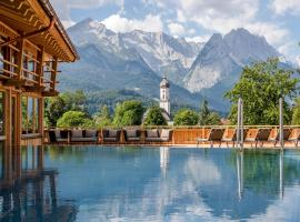 Werdenfelserei, pet-friendly hotel in Garmisch-Partenkirchen