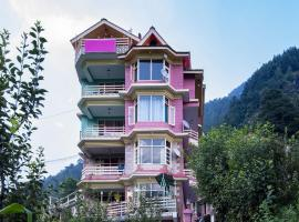 Lush-View 1BR Stay on Naggar Road