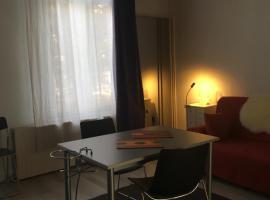 32 Schoolkaai, apartment in Ghent