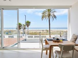 Sunny Beachfront Escape