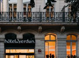 Best Western Hotel De Verdun, hôtel à Lyon près de: Gare de Lyon-Perrache