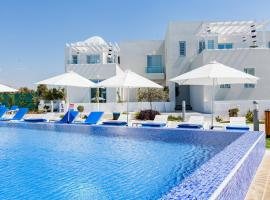 Blue Diamond Beach Villas, hotel near Paphos International Airport - PFO,
