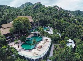 Tanote Villa, hotel near Laem Thian, Ko Tao
