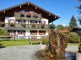 Haus beim Stein, Hotel in Schönau am Königssee