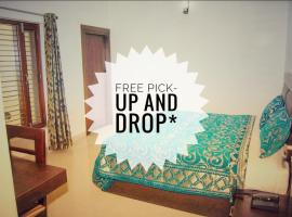 Tree Of Happiness Homestay., homestay in Agra