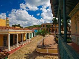 Casa la Espagnola, hôtel à Trinidad