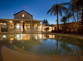 The Backyard Inn Hostel