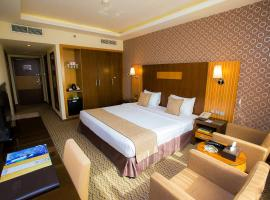 Fortune Plaza Hotel, Dubai Airport, hotel near Dubai International Airport - DXB, Dubai