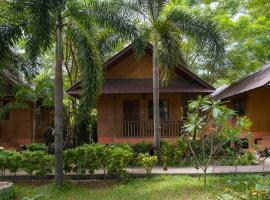 Nat Resort Koh Tao, hotel near Jitsin Petrol Station Sairee Branch, Ko Tao