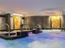 Hotel Spa Diana Parc, отель в городе Аринсаль
