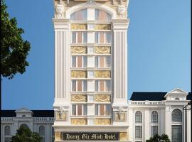 Hoang Gia Minh Hotel, khách sạn ở Đảo Cát Bà