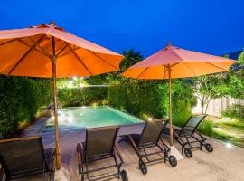 Baan Yenchai Boutique, Private Pool villa, Hua Hin