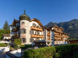 Staudacherhof History & Lifestyle, spa hotel in Garmisch-Partenkirchen