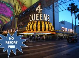 Four Queens Hotel and Casino, hotel near Fremont Street Experience, Las Vegas