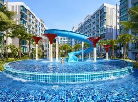 Dusit Grand Park Jomtien Apartment/By Khemanich