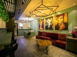 Eureka Hotel Penang