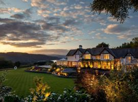 Linthwaite House Hotel, hotel in Bowness-on-Windermere