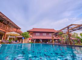 Mina Garden Villa Resort