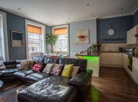 Most central luxury apartment in Chester!