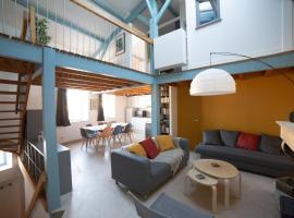 Type loft hyper centre