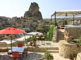 Hezen Cave Hotel, отель в городе Ортахисар