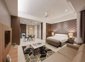 Grand Medini Suites By Iconic Bliss