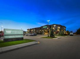 Mountain View Inn & Suites, Hotel in Sundre
