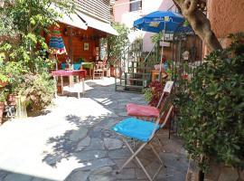 Pazinos Village Studios, hotel near The Holy Monastery of Agia Triada, Pazinos